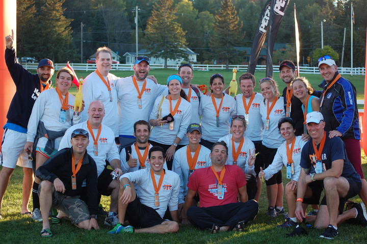 Best Dressed At The Ragnar Adirondacks Relay T-Shirt Photo