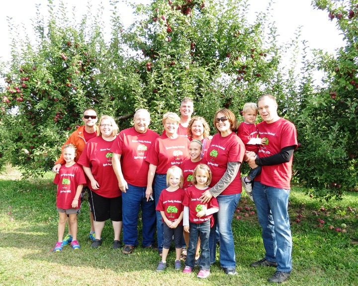 Forever Family Weekend T-Shirt Photo