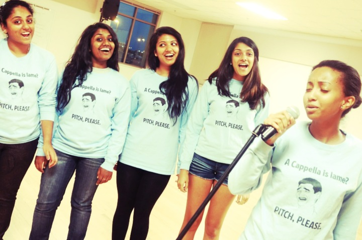 A Cappella Is Lame? Pitch, Please.  T-Shirt Photo