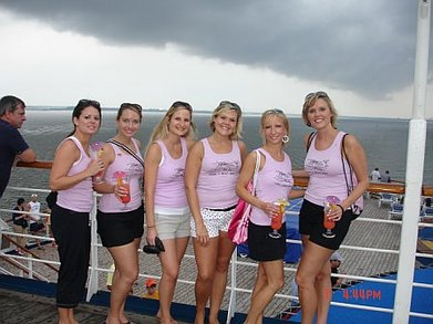 Cruise To Mexico T-Shirt Photo