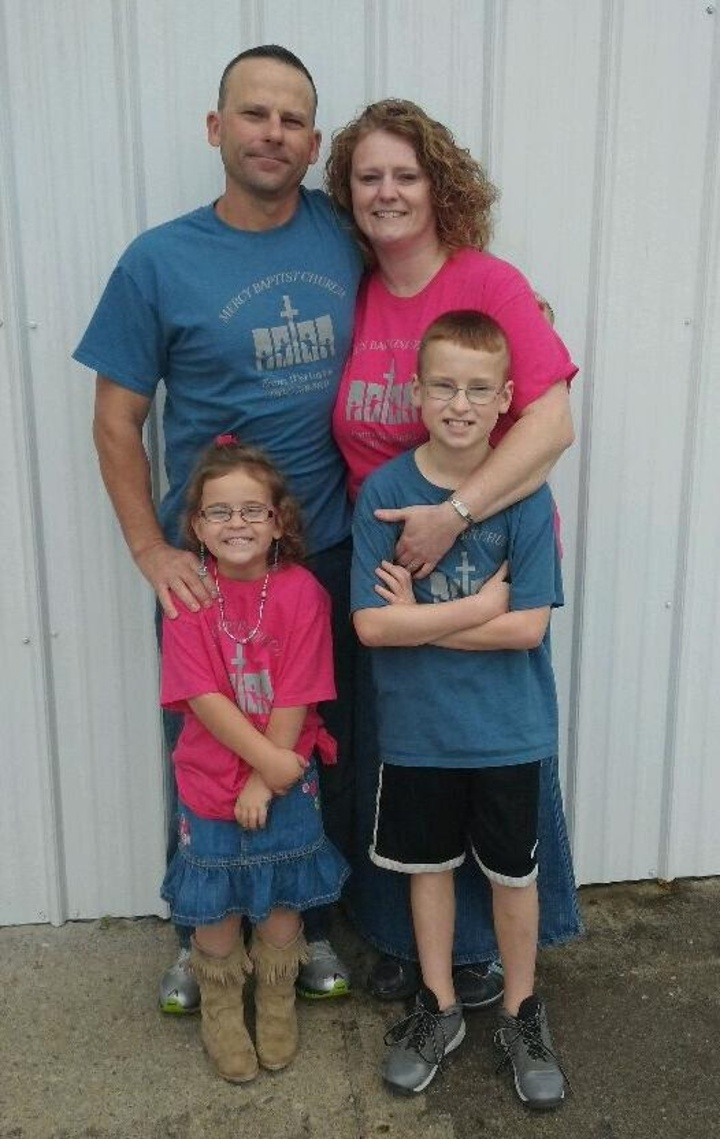 Mercy Baptist Church T-Shirt Photo