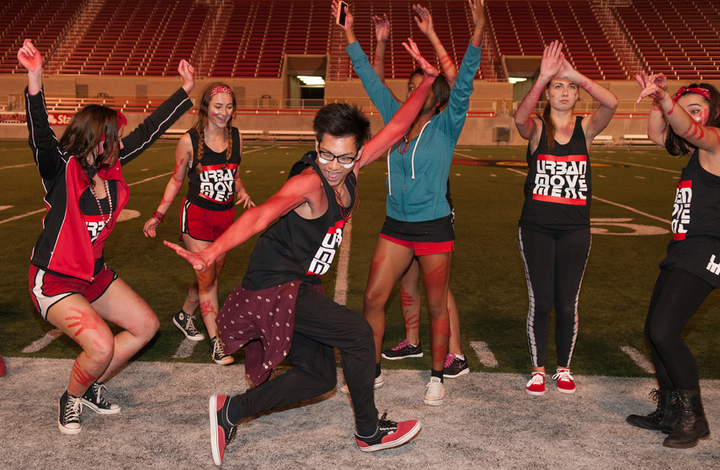 Killin' It At The Redbird Rumble Competition In Our New Custom Ink Shirts! T-Shirt Photo