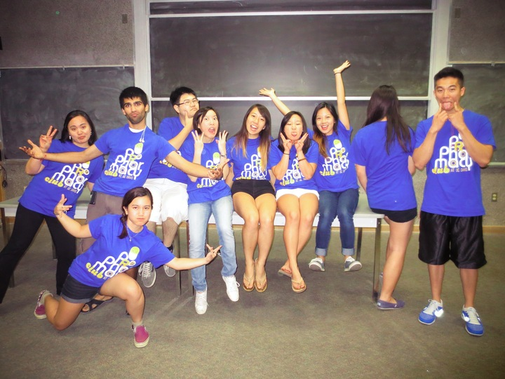 We Are A Professional Club...But We Have Fun Too! :D T-Shirt Photo