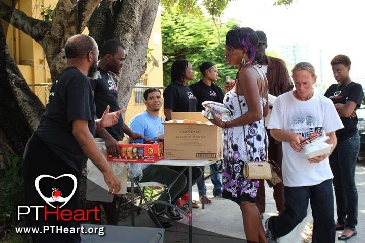 Charity Organization  T-Shirt Photo