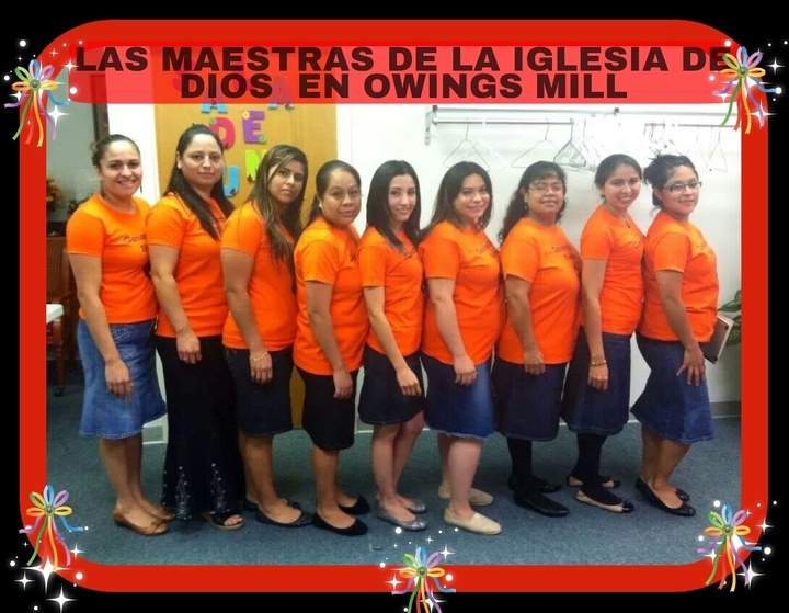 Generacion Nueva Kids Ministry T-Shirt Photo