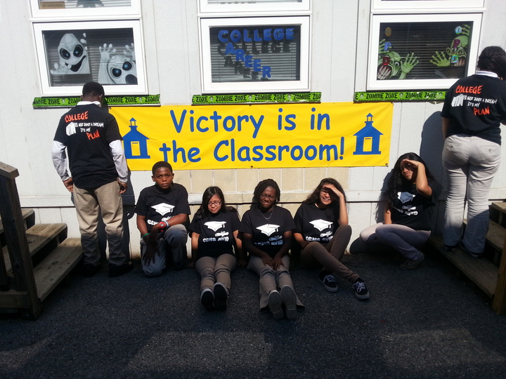 Avid Scholars College Is Not A Dream It's My Plan T-Shirt Photo