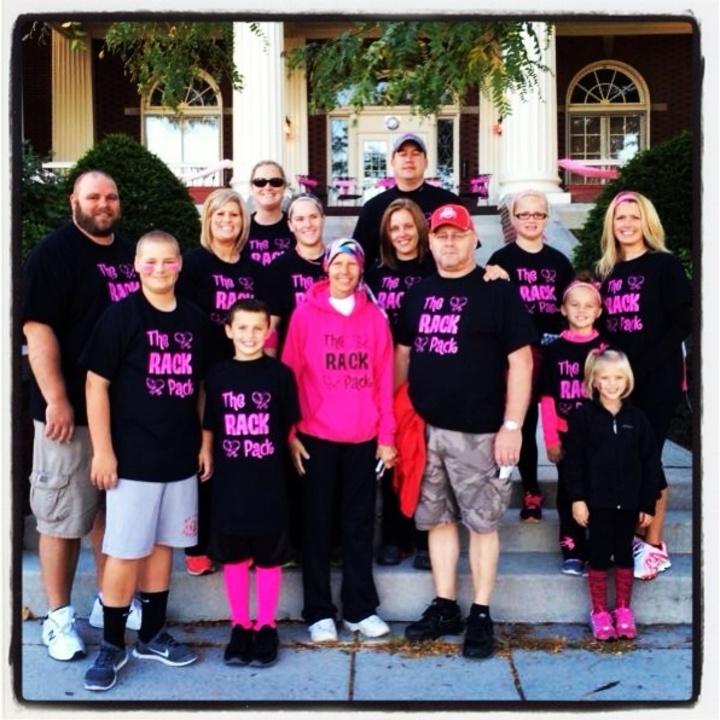 Team Nancy T-Shirt Photo
