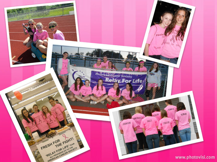 Relay For Life! T-Shirt Photo