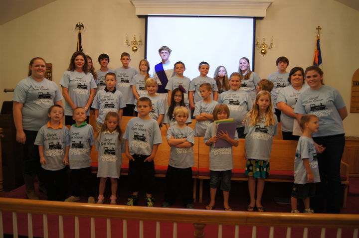 Sweet Gum Grove Youth T-Shirt Photo
