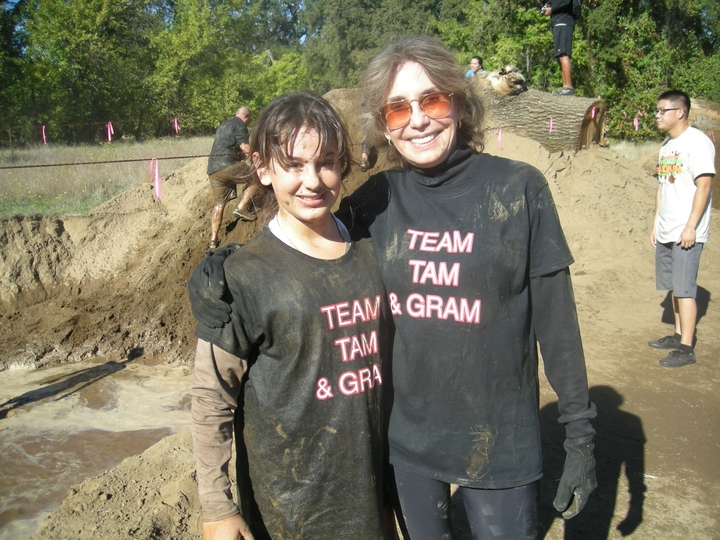 Mud Run!! T-Shirt Photo