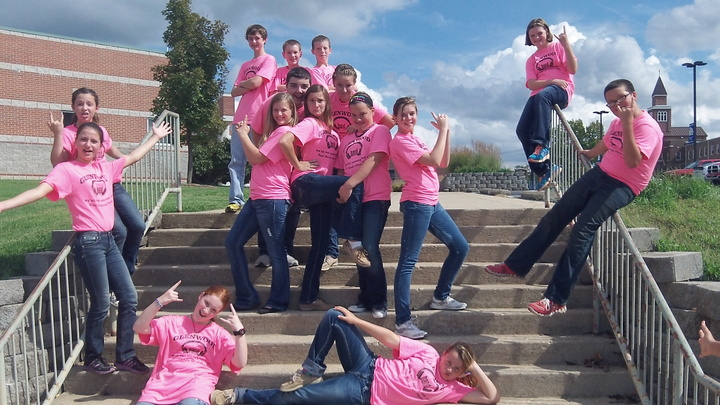 Glenwood Advanced Band T-Shirt Photo