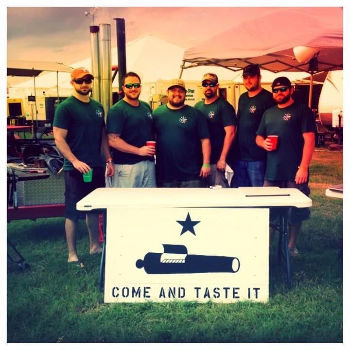 Come & Taste It Cook Team T-Shirt Photo