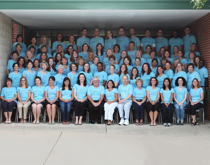 Mres Staff First Day Of School! T-Shirt Photo