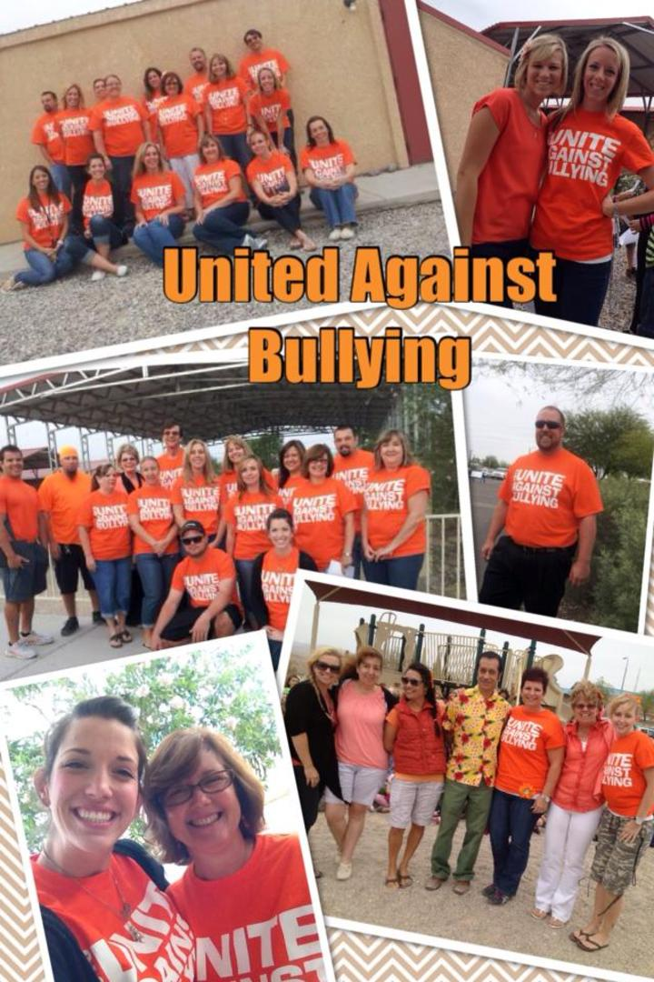 Malc Unite Against Bullying T-Shirt Photo
