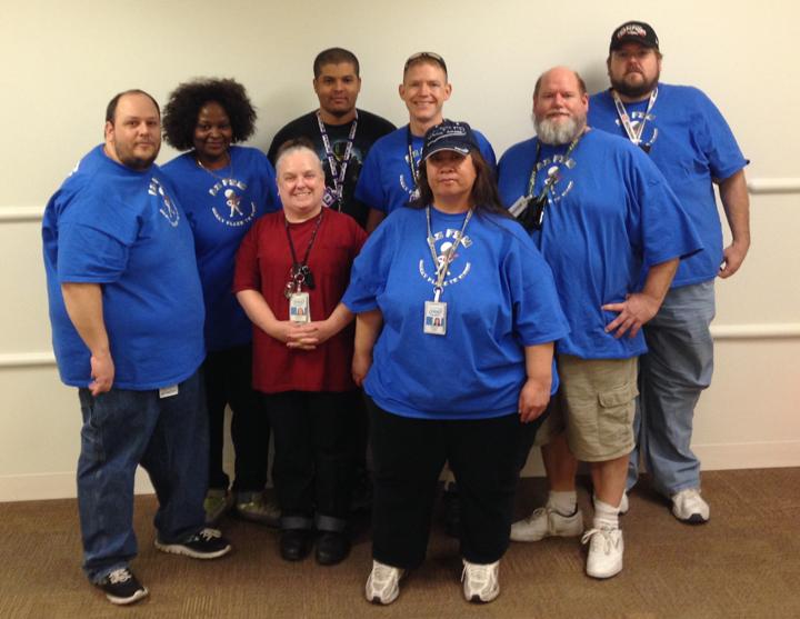 Intel Corporation Az Fsm Shift 6 Great Place To Work Team T-Shirt Photo