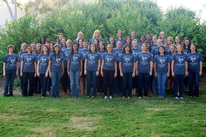 Concordia's Donne Di Canto T-Shirt Photo