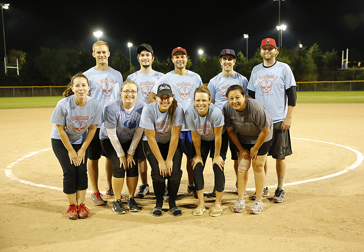 Softball Superstars  T-Shirt Photo