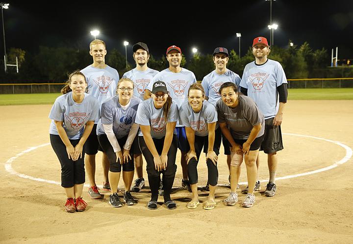 Softball Superstars  T-Shirt Photo