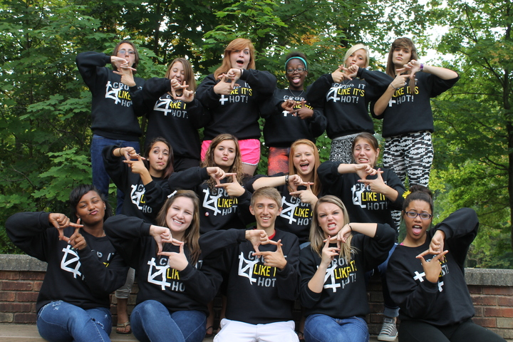 Boro Yearbook Crops It Like It's Hot T-Shirt Photo