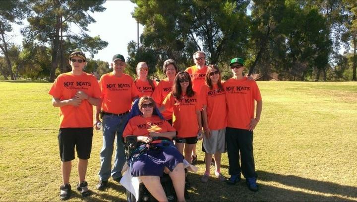 Tucson Als Walk 2013 T-Shirt Photo