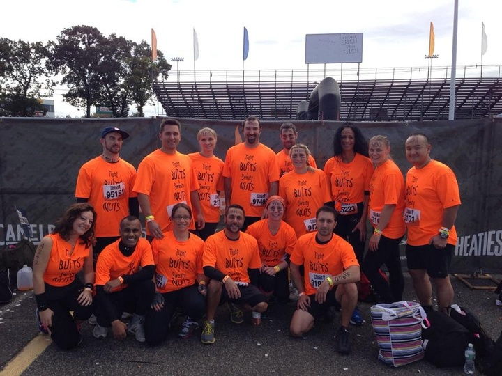 Tough Mudder 10/12/13 T-Shirt Photo