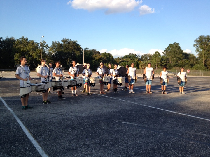 Wphs Drumline 2013!! T-Shirt Photo