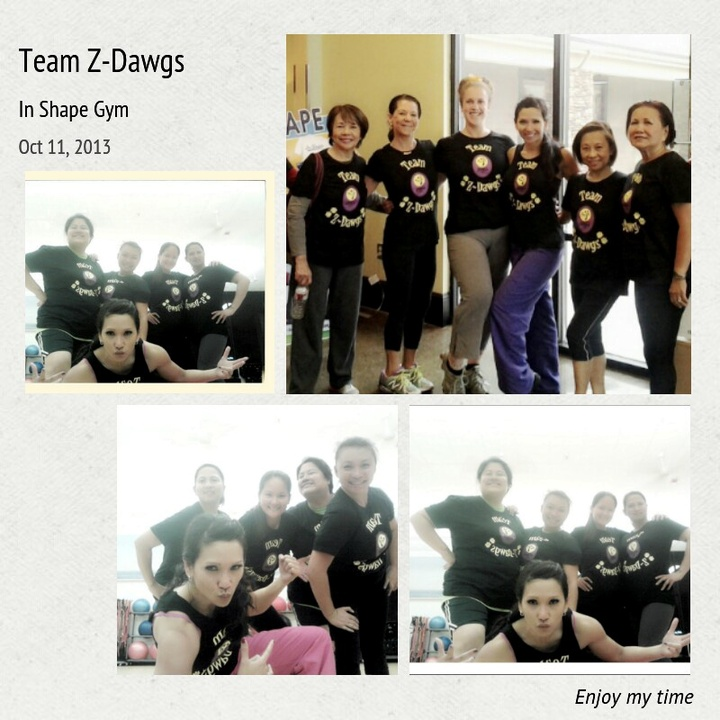 Team Z Dawgs T-Shirt Photo
