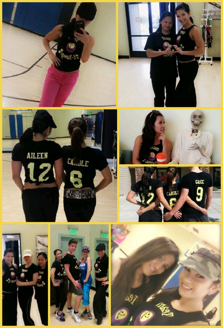 Team Z Dawgs Zumba Fitness T-Shirt Photo