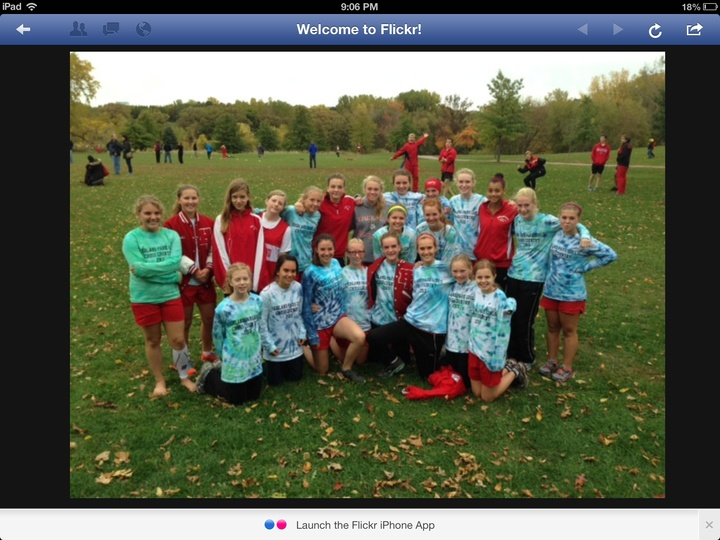 Conference Champions! T-Shirt Photo