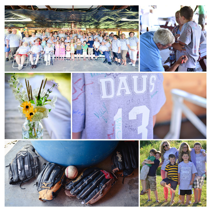 Daus Family Reunion 2013 T-Shirt Photo