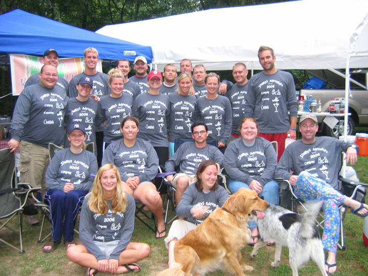 Stinkys Adventure 2006 T-Shirt Photo