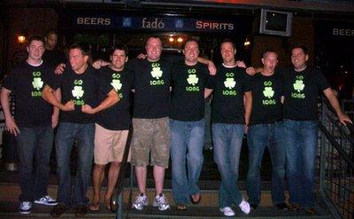 Long Bachelor Party T-Shirt Photo