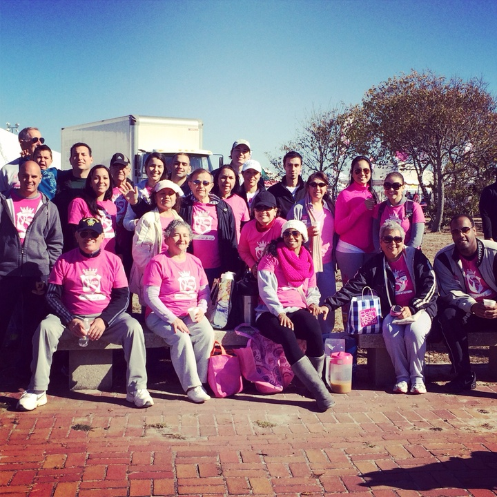 Making Strides Against Cancer T-Shirt Photo