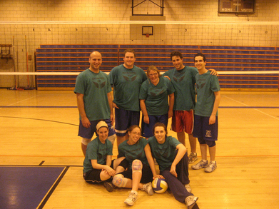 Kobra Kai Volleyball T-Shirt Photo