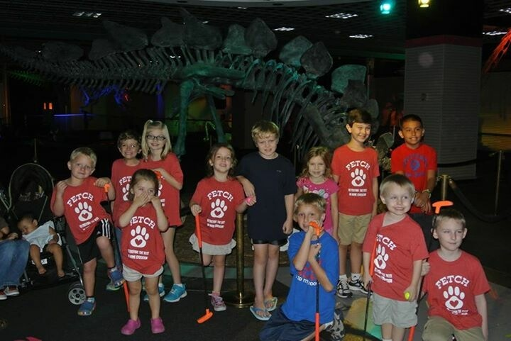 Homeschool Dino Field Trip T-Shirt Photo