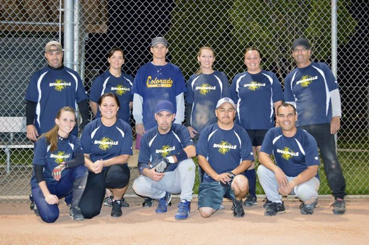 Spaceballs+Customink=Amazing Softball Team! T-Shirt Photo