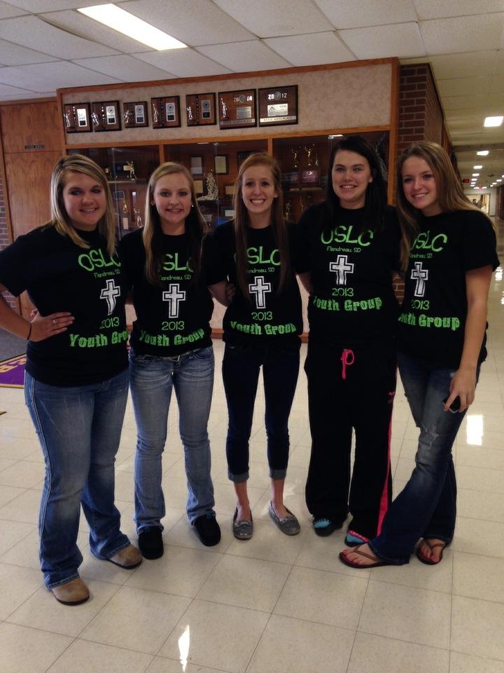 Oslc Youth Group T Shirt Day At School T-Shirt Photo