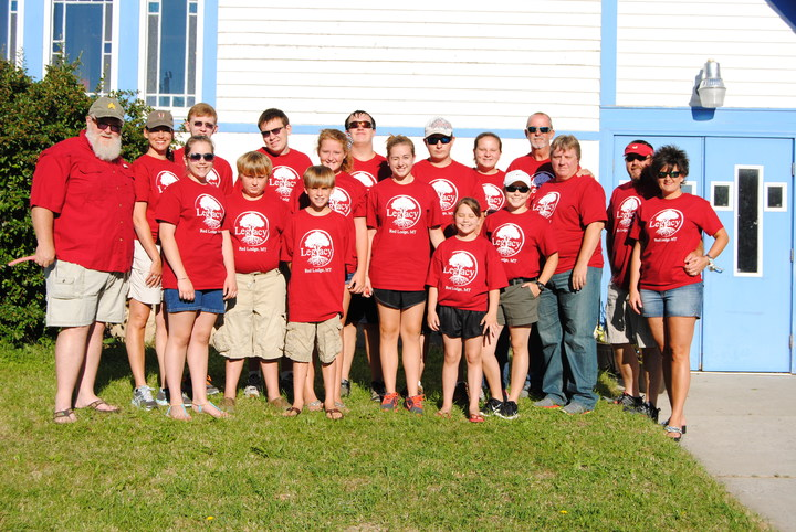 Clarke County Community Care Team T-Shirt Photo
