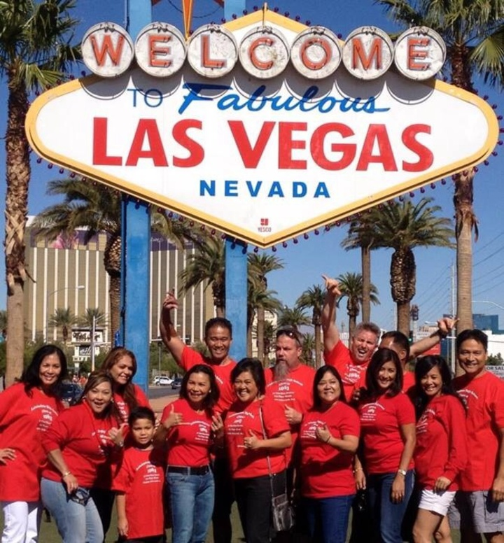 Lahainaluna High School Class Of 1983, 30 Year Class Reunion Las Vegas T-Shirt Photo