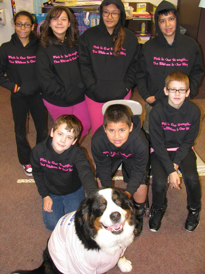 Pink Out T-Shirt Photo