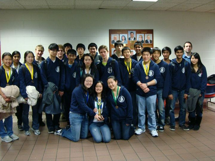 East Brunswick Hs Science Olympiad! T-Shirt Photo