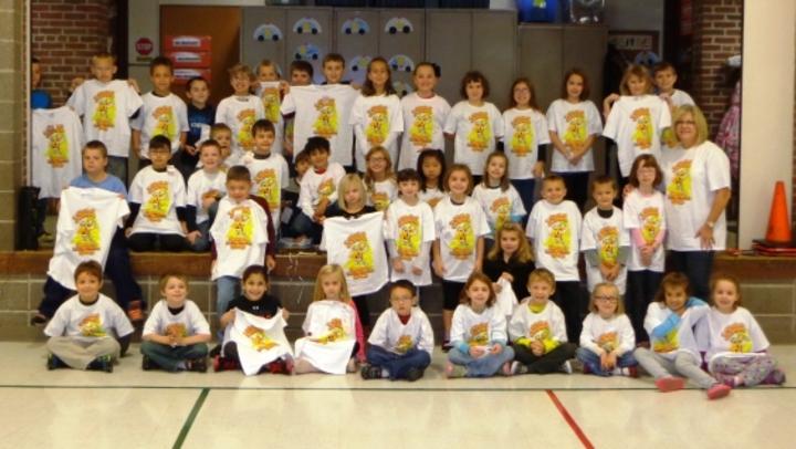 Spruce Summer Reading Marathon Participants T-Shirt Photo