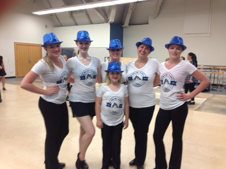 Motor City Tap Fest Debut Performance T-Shirt Photo