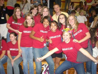 Northview High School Pep Rally T-Shirt Photo