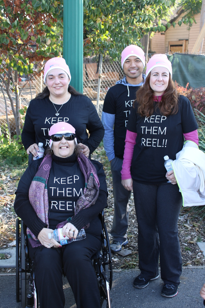 Keep Them Reel!   T-Shirt Photo