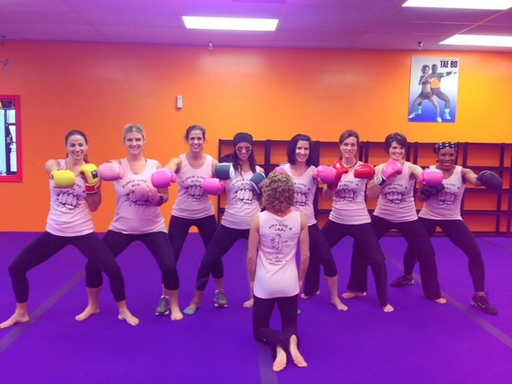 Tae Bo Ninja Warriors! T-Shirt Photo