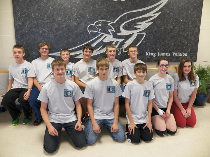 Mcs Robotics Team T-Shirt Photo