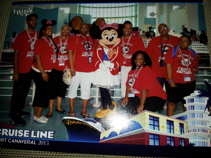 Family Cruise 2013 T-Shirt Photo