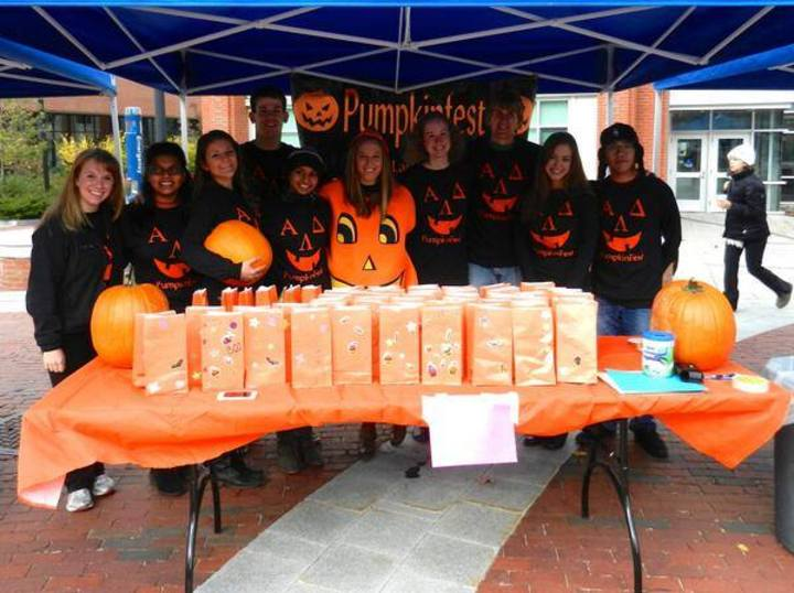 Alpha Lambda Delta Pumpkin Fest T-Shirt Photo