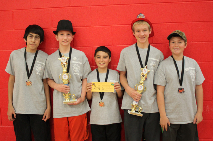 Lego Robotics Team   Winners! T-Shirt Photo